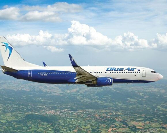 Blue Air Ready to Resume Flights from Athens and Thessaloniki to Larnaca