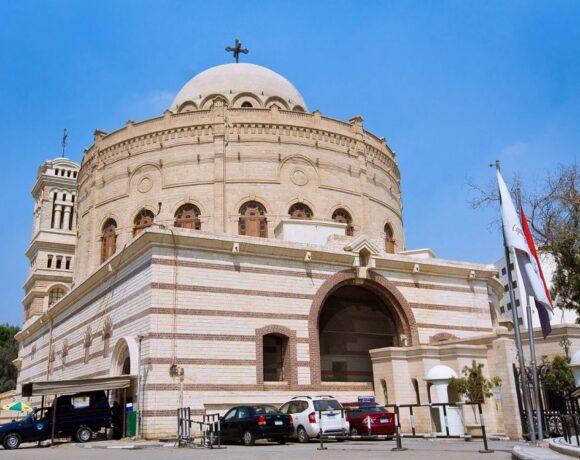 Άνοιξαν ξανά οι ελληνορωμαϊκές κατακόμβες του Αγίου Γεωργίου στο Κάιρο