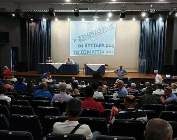Άνω κάτω η γενική συνέλευση του ΣΕΓΑΣ, μηνύσεις από Αλεξόπουλο
