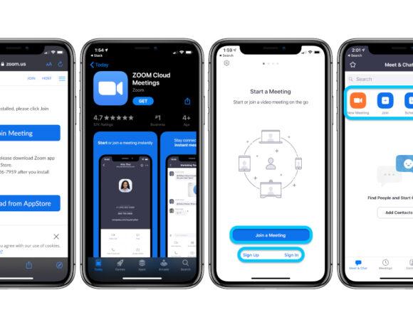 Έξυπνα κόλπα που μπορείς να κάνεις με το iOS και το Zoom