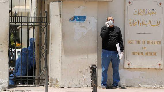Αίγυπτος – κοροναϊός : Θλιβερό ρεκόρ θανάτων το τελευταίο 24ωρο
