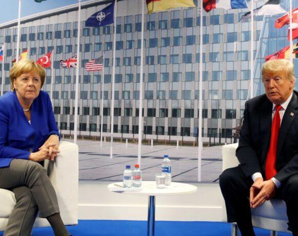 Αντίποινα Τραμπ στη Μέρκελ : Αποσύρει χιλιάδες αμερικανούς στρατιώτες από τη Γερμανία