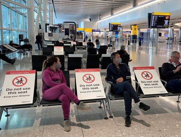 Βρετανία: Καραντίνα 14 ημερών για όλους τους ταξιδιώτες – Αντιδράσεις από αερομεταφορές και τουρισμό