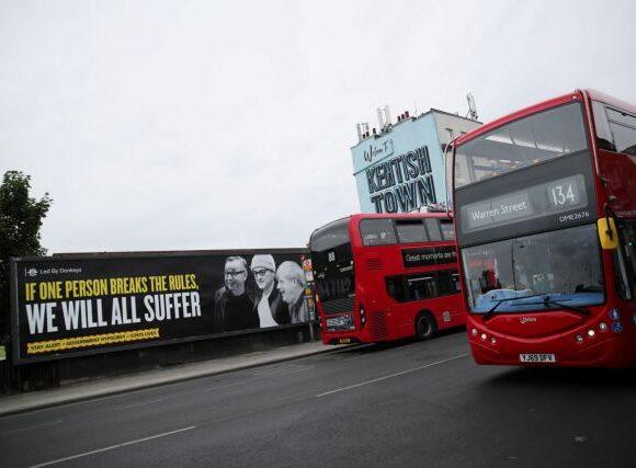 Βρετανία: Υποχρεωτική χρήση μάσκας στα μέσα μεταφοράς από τις 15 Ιουνίου