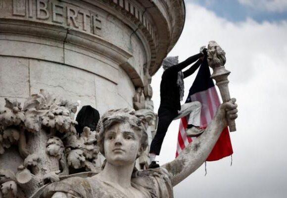 Γαλλία: Μεγάλες κινητοποιήσεις κατά του ρατσισμού και της αστυνομικής βίας [Εικόνες]
