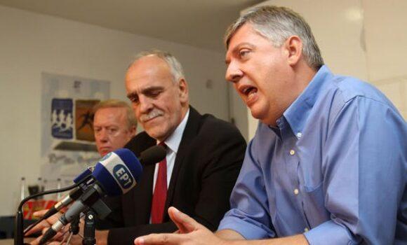 Επιχείρηση του ΣΕΓΑΣ για διαχωρισμό Αυγενάκη – κυβέρνησης