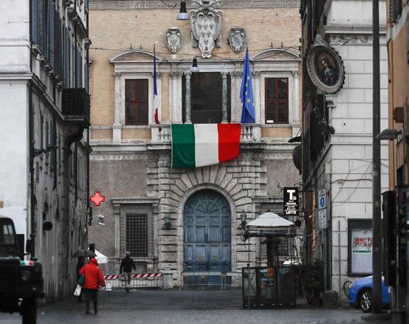 Η ιταλική βιομηχανία επιστρέφει βήμα-βήμα στην κανονικότητα