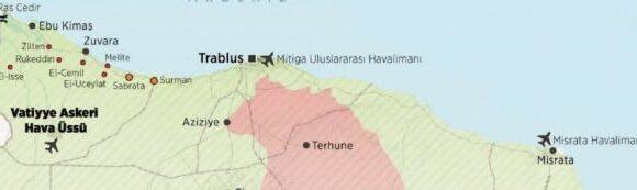 Η Τουρκία «εγκαθίσταται» στη Λιβύη δημιουργώντας δύο στρατιωτικές βάσεις