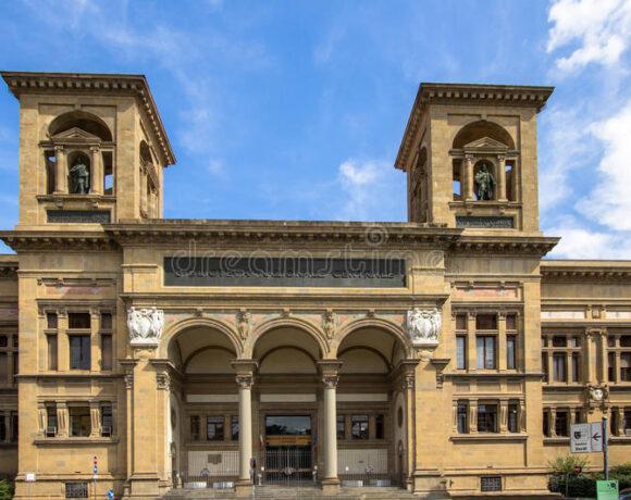 Η Φλωρεντία βάζει και τα βιβλία σε καραντίνα 7 ημερών