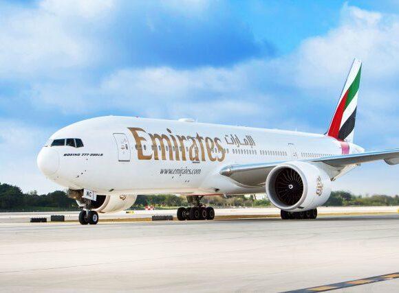 Η Emirates προσφέρει πλέον πτήσεις προς 29 πόλεις και ανταποκρίσεις μέσω Ντουμπάι