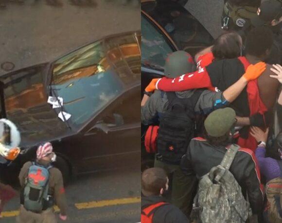 ΗΠΑ: Ένοπλος έριξε το αυτοκίνητό του σε διαδηλωτές στο Σιάτλ