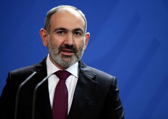Θετικός στον κοροναϊό ο πρωθυπουργός της Αρμενίας