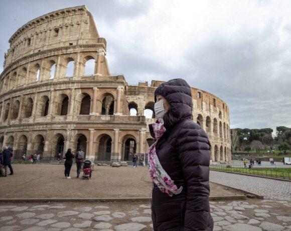 Ιταλία: Αύξηση των κρουσμάτων και μείωση αριθμού των νεκρών