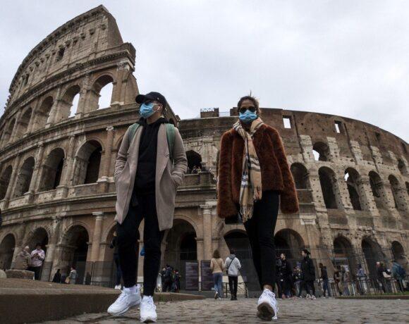 Ιταλία: Μείωση των κρουσμάτων και των θανάτων το τελευταίο 24ωρο