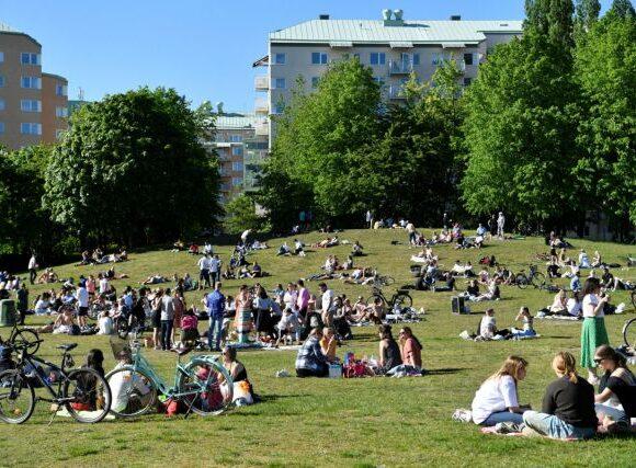 Κοροναϊός : Η Σουηδία ξεπέρασε τους 5