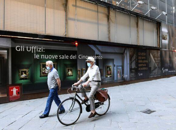 Κοροναϊός : Μείωση κρουσμάτων στην Ιταλία – Χωρίς νεκρούς οκτώ περιφέρειες