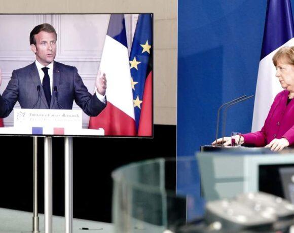 Μέρκελ-Μακρόν: Η ΕΕ δεν ανταποκρίθηκε στην πρόκληση της πανδημίας