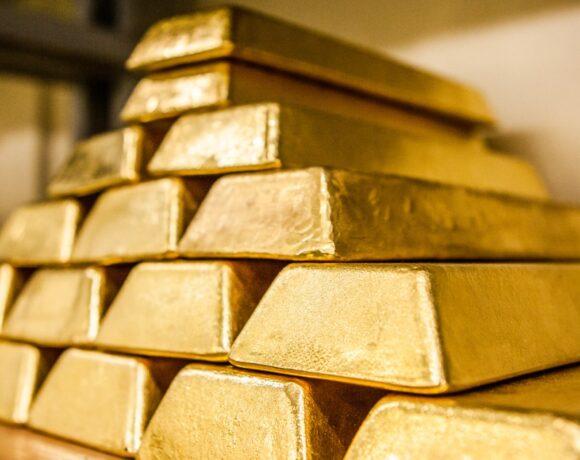 Με κέρδη 0,8% έκλεισε ο χρυσός