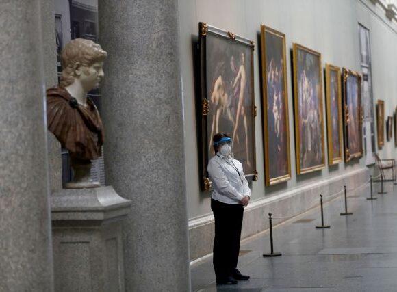 Μεγάλο πλήγμα στα μουσεία λόγω κοροναϊού – Οικονομικές απώλειες και απειλή για «λουκέτο»