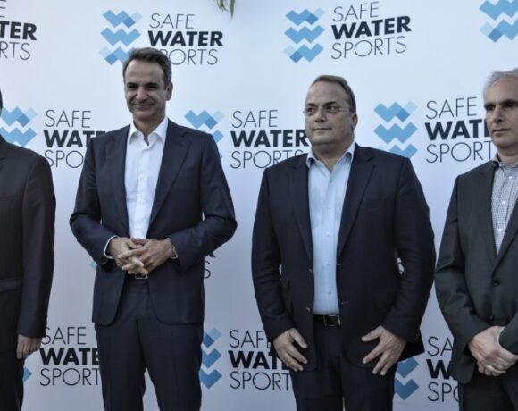 Μητσοτάκης: Θα είμαστε αυστηροί με όσους παραβιάζουν το νόμο για την ασφάλεια στη θάλασσα