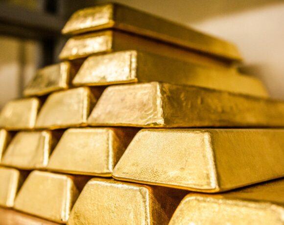 Μικρή πτώση στην τιμή του χρυσού