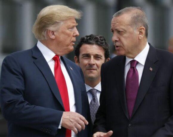 Ντοκουμέντα «καίνε» Ερντογάν: Τα τηλεφωνήματα του στο Λευκό Οίκο – Οι χάρες που ζητούσε – Οι απίστευτοι διάλογοι με Τραμπ