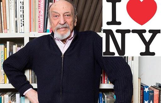 Πέθανε ο δημιουργός του διάσημου λογότυπου «I love NY»