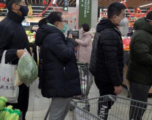 ΠΟΥ: Επανεμφάνιση του κορωνοϊού στο Πεκίνο