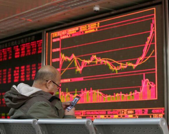 Προσπάθεια περιορισμού των ισχυρών απωλειών στις ευρωαγορές