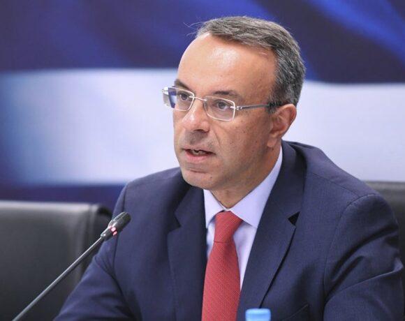 Σταϊκούρας: Τέλος Ιουνίου η απόφαση για τη μείωση προκαταβολής φόρου
