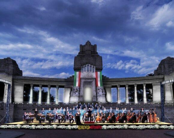 Συγκίνηση στο Μπέργκαμο: Τελετή μνήμης για τα θύματα του κοροναϊού