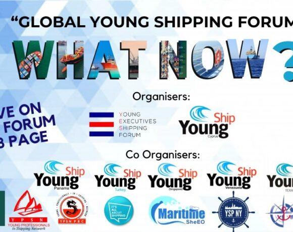 Τεράστια απήχηση του Global Young Shipping Forum: What Now?