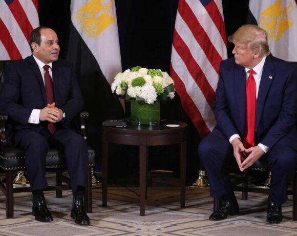 Τηλεφωνική επικοινωνία Τραμπ – Σίσι για την κρίση στη Λιβύη