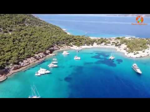 Το μοναδικό νησί του Σαρωνικού με τους ιδιαίτερους κατοίκους|Travel Inspiration|VIDEO