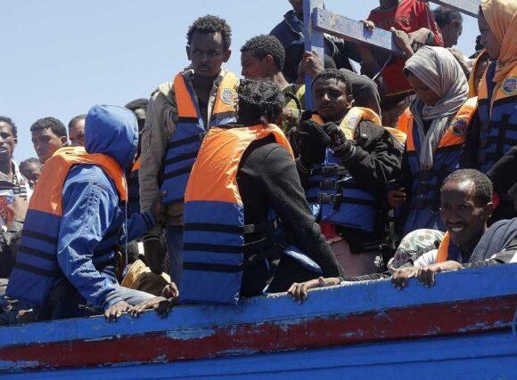 Το σκάφος Mare Jonio ξεκινά πάλι διάσωσης προσφύγων στη Μεσόγειο