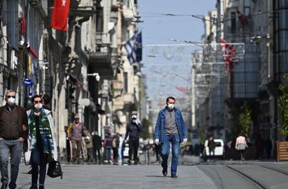 Τουρκία: Σε καραντίνα 15 πόλεις το Σαββατοκύριακο για τον κορωνοϊό