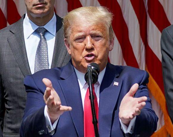 Τραμπ : Διέταξε την απόσυρση της Εθνοφρουράς από την Ουάσινγκτον