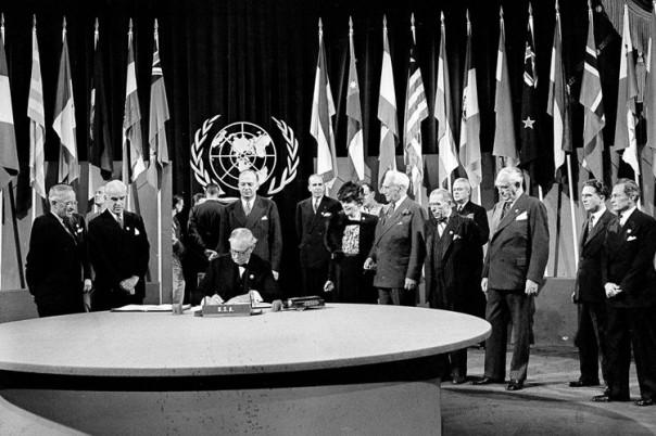 «Χάρτα του Οργανισμού Ηνωμένων Εθνών»: 75 χρόνια μετά και οι αρχές παραμένουν επίκαιρες