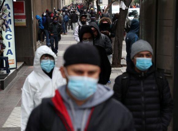 Χιλή: Παραιτήθηκε o υπουργός Υγείας – Επιδεινώνεται η κρίση