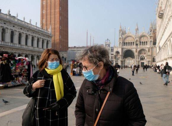 Covid-19: Χωρίς νεκρό το Βένετο από χθες, ο συναγερμός όμως παραμένει στην Ιταλία