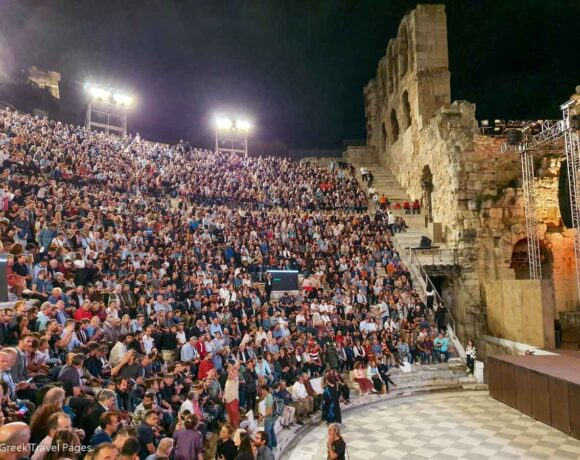 Covid-19: Greek Culture Ministry Updates Open-air Event Rules