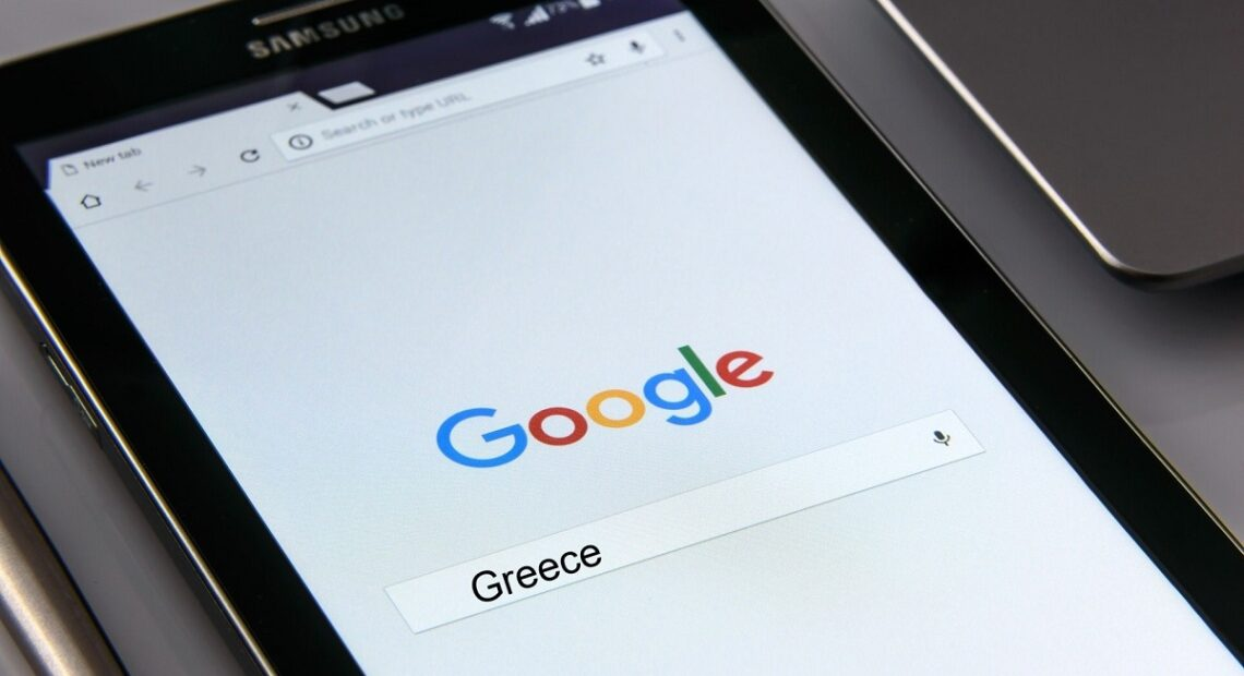 Google: Online Searches for Greek Destinations Double Globally