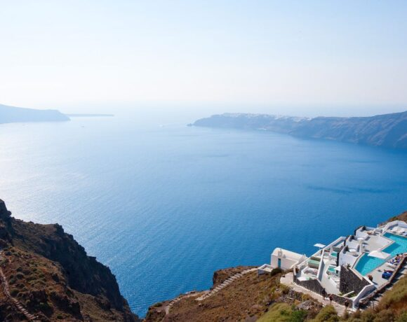 Grace Hotel Santorini to Welcome Visitors in July