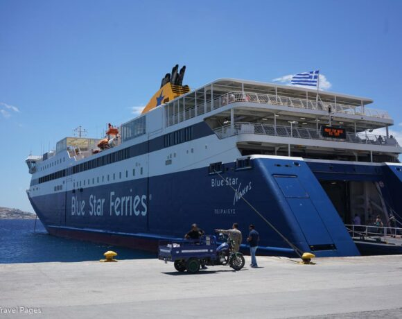 Greece Allows More Passengers to Travel on Ferries post-Covid-19