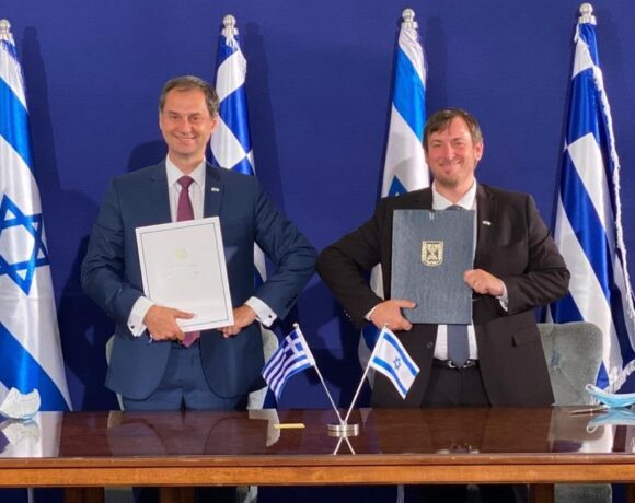 Greece and Israel Agree to Increase Tourism Cooperation
