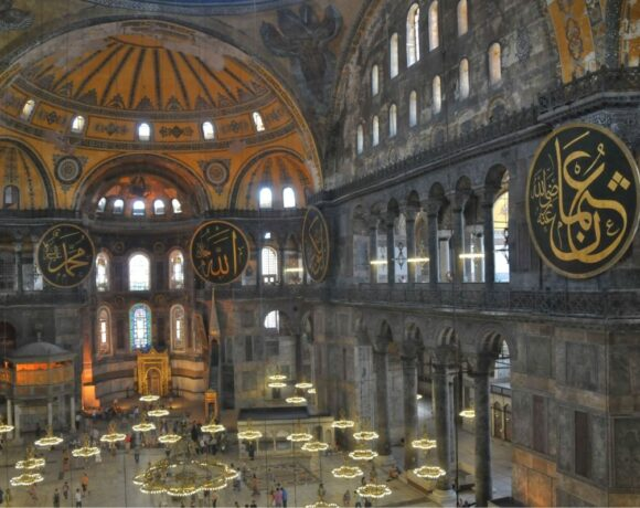 Greece Reacts After Turkey Calls for Change of Hagia Sofia Status