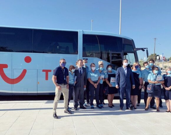 Greece Welcomes First International Flight to Regional Airport post-Covid-19