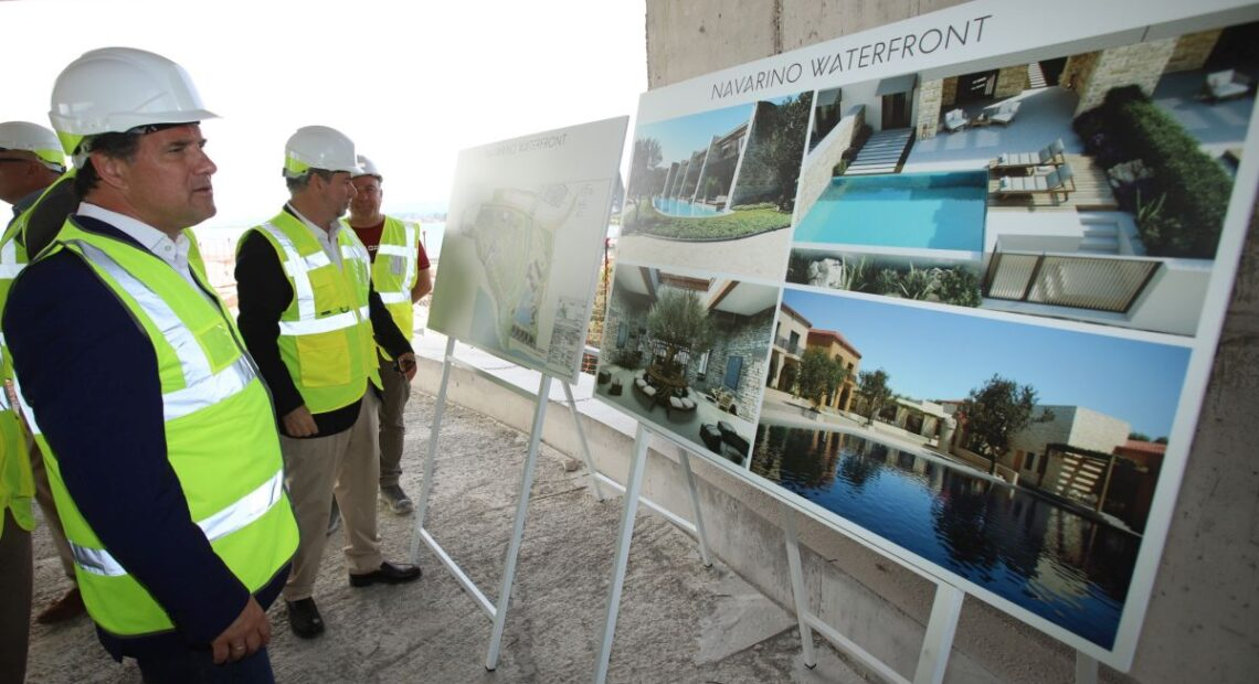 Greek Development Minister Applauds New Investments at Costa Navarino
