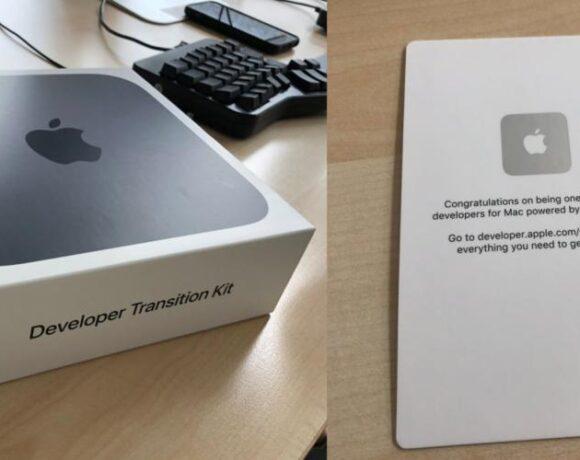H Apple ξεκίνησε τις αποστολές των Developer Transition Kit, τα πρώτα benchmark του ARM chip