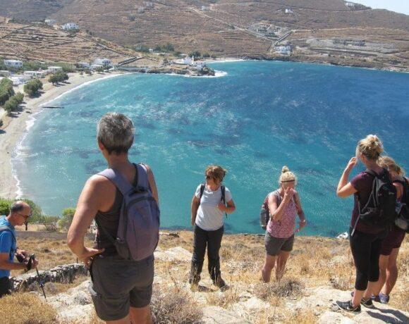 Kythnos Hiking to Resume Walking Tours on July 13